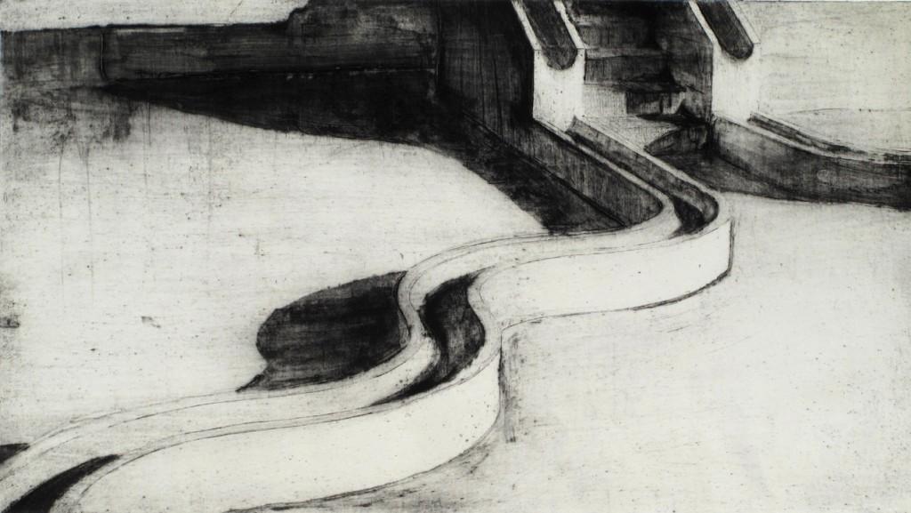 Ellen Cronholm - Vattentrappa, Kollografi
