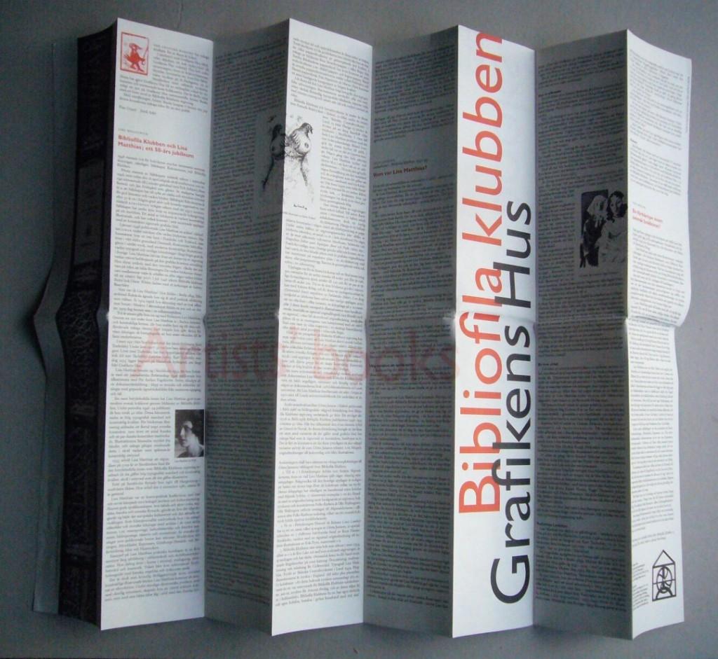 Grafikens Hus_Bibliofila klubben