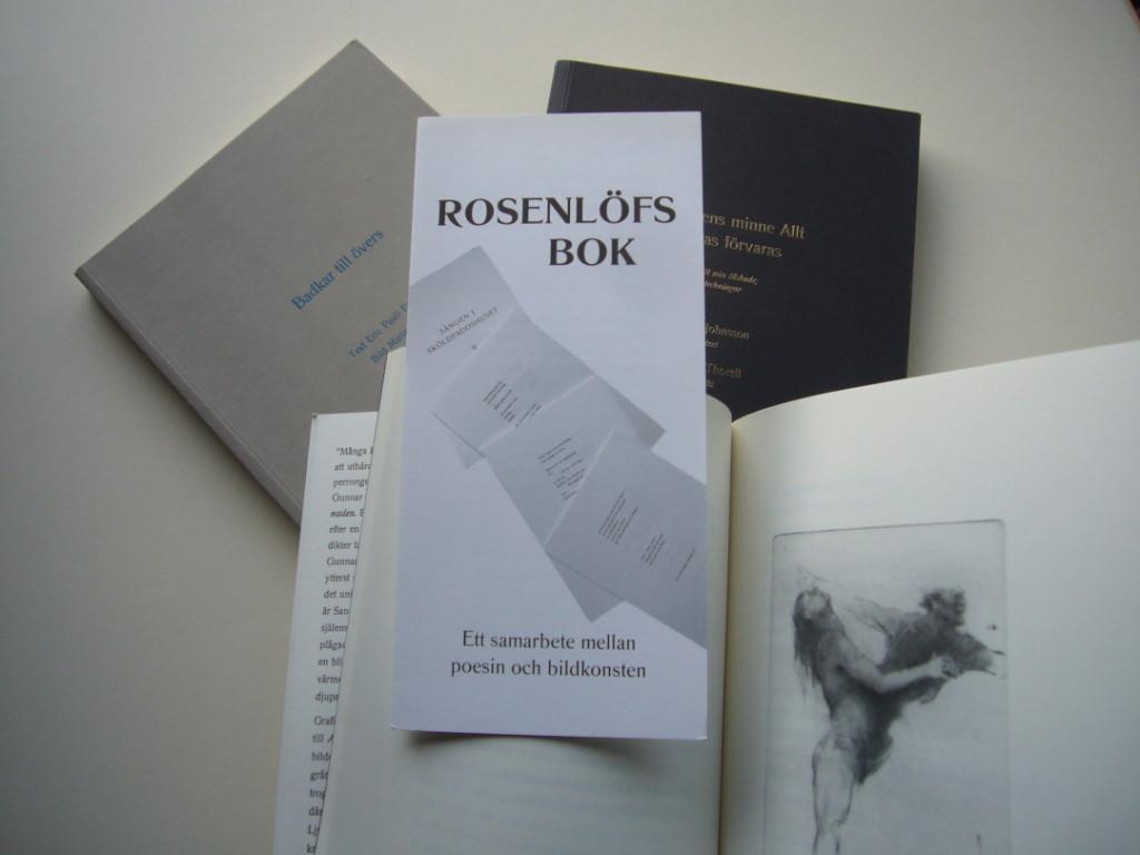 Rosenlöfs böcker